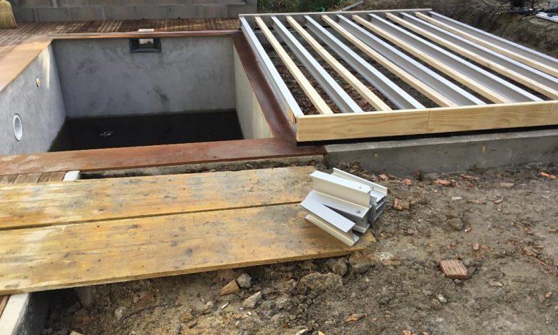 L Installation De Votre Terrasse Mobiles Diblue Sur Votre Bassin